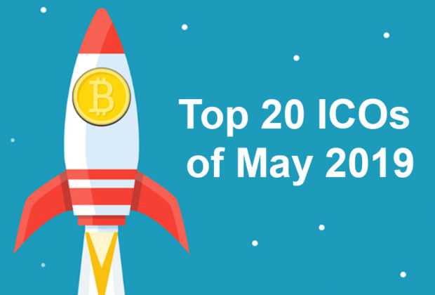 Top Ranked ICOs 5/ IEO projects of 2019